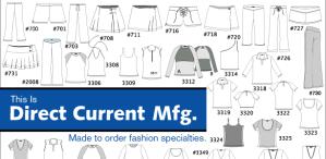 DCMFG-Inc. / TDR Creative Sizzle Brand Apparel.